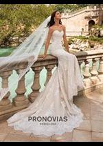 Prospectus Pronovias : Nouveautés Collection