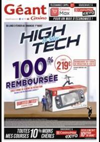 Prospectus Géant Casino : La sélec' High Tech