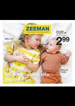 Promos et remises  : Promos Zeeman