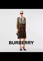 Prospectus Burberry : Nouveautés / Femme