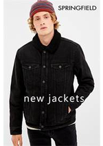 Catalogues et collections Springfield : New Jackets
