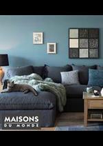 Catalogues et collections Maisons du Monde : Maisons Trends