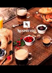 Prospectus Nespresso Paris : Produits Nespresso