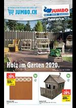 Prospectus Jumbo : Extra: Holz Im Garten
