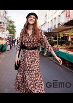 Catalogues et collections Gemo : Nouveautés Femme