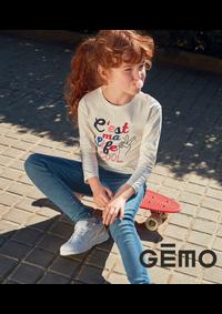 Prospectus Gemo GENNEVILLIERS : Nouveautés Fille