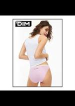 Catalogues et collections DIM : Collection Femme