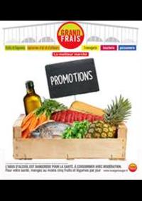 Prospectus Grand Frais Argenteuil : Promotions