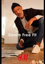 Catalogues et collections H&M : Denim Free Fit