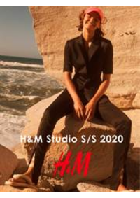 Catalogues et collections H&M Bern - Westside : H&M Studio S:S 2020
