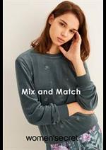 Catalogues et collections Women'secret : Mix and Match