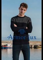 Catalogues et collections Armor Lux : Nouvelle Collection Homme