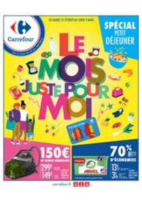 Prospectus Carrefour SAINT DENIS : Catalogue Carrefour