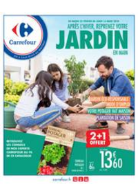 Prospectus Carrefour SAINT BRICE SOUS FORET : Catalogue Carrefour