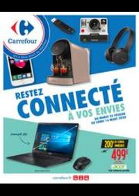 Prospectus Carrefour BOURGES : Restez connecté à vos envies 2