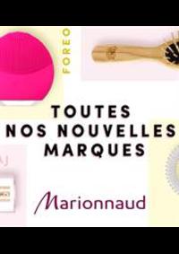 Prospectus Marionnaud EVIAN : Toutes nos Nouvelles Marques