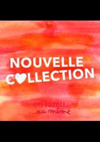 Catalogues et collections DPAM Lausanne : Nouvelle Collection
