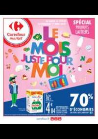 Prospectus Carrefour Market Vaires Sur Marne : Le mois juste pour moi