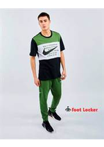 Prospectus Foot Locker : Collection T-Shirts / Homme