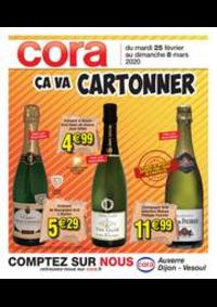 Prospectus Cora PERRIGNY LES DIJON : Catalogue Cora