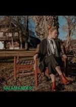 Catalogues et collections Salamander : Nouveautés
