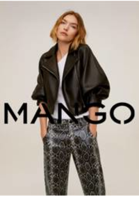 Catalogues et collections Mango RÉGION PARISIENNE LE CHESNAY C.C. Parly 2 : Leather and more