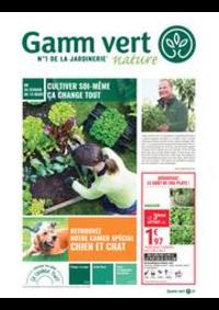 Prospectus Gamm vert LOURDES : Cultiver soi-même ça change tout