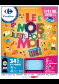 Prospectus Carrefour CHARENTON LE PONT : LE MOIS JUSTE POUR MOI