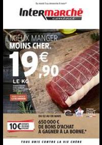 Prospectus Intermarché Contact Givet : MIEUX MANGER MOINS CHER.