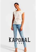 Prospectus Kaporal  : Collection Femme