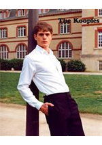 Catalogues et collections The Kooples : Nouvelle Collection  Homme
