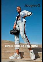 Promos et remises  : Nouvelle Collection Denim / Femme