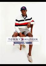 Prospectus Tommy Hilfiger : Nouveautés / Homme