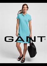 Prospectus GANT : Collection Robe