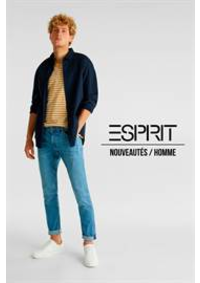 Catalogues et collections Esprit Spa : Nouveautés  Homme