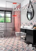 Prospectus  : Le Sanitaire pour le neuf & la rénovation