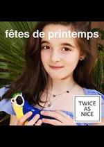 Catalogues et collections Twice As Nice : Printemps Folder