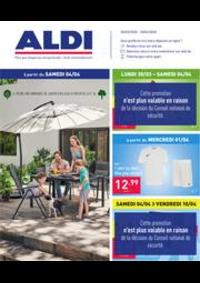 Prospectus Aldi AMAY : Folder Aldi