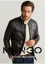 Catalogues et collections MANGO : Leather and More | Men