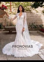 Prospectus Pronovias : Collection Siréne