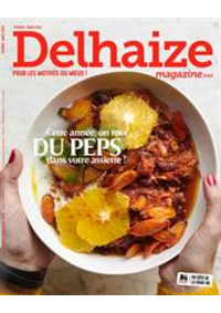 Journaux et magazines Proxy Delhaize Blankenberge : Proxy Delhaize Magazine