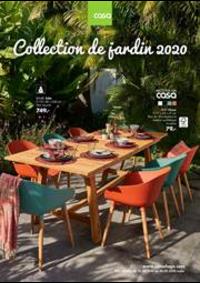 Prospectus Casa DINANT : Collection de jardin 2020