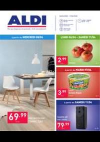 Prospectus Aldi BREDENE : Folder Aldi
