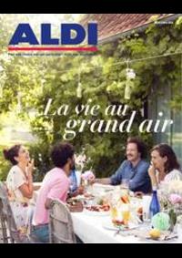 Prospectus Aldi BREDENE : La vie au grand air