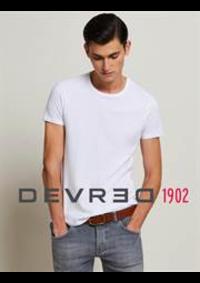 Prospectus Devred 1902 LA MEZIERE : T-Shirt & Polos Homme