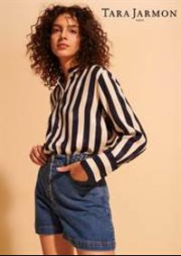 Prospectus Tara Jarmon PARIS 8 : Collection Tops Femme