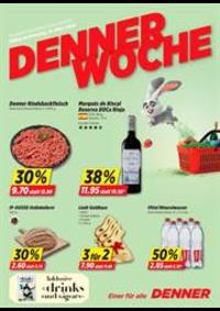 Promos et remises DENNER Belp : Denner Woche KW 14