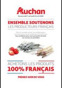 Services et infos pratiques Auchan Val d'Europe Marne-la-Vallée : Catalogue Auchan
