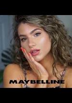Prospectus Maybelline : Tendances Maybelline
