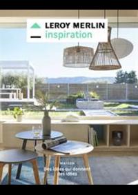 Prospectus Leroy Merlin Osny : Guide Inspiration Maison